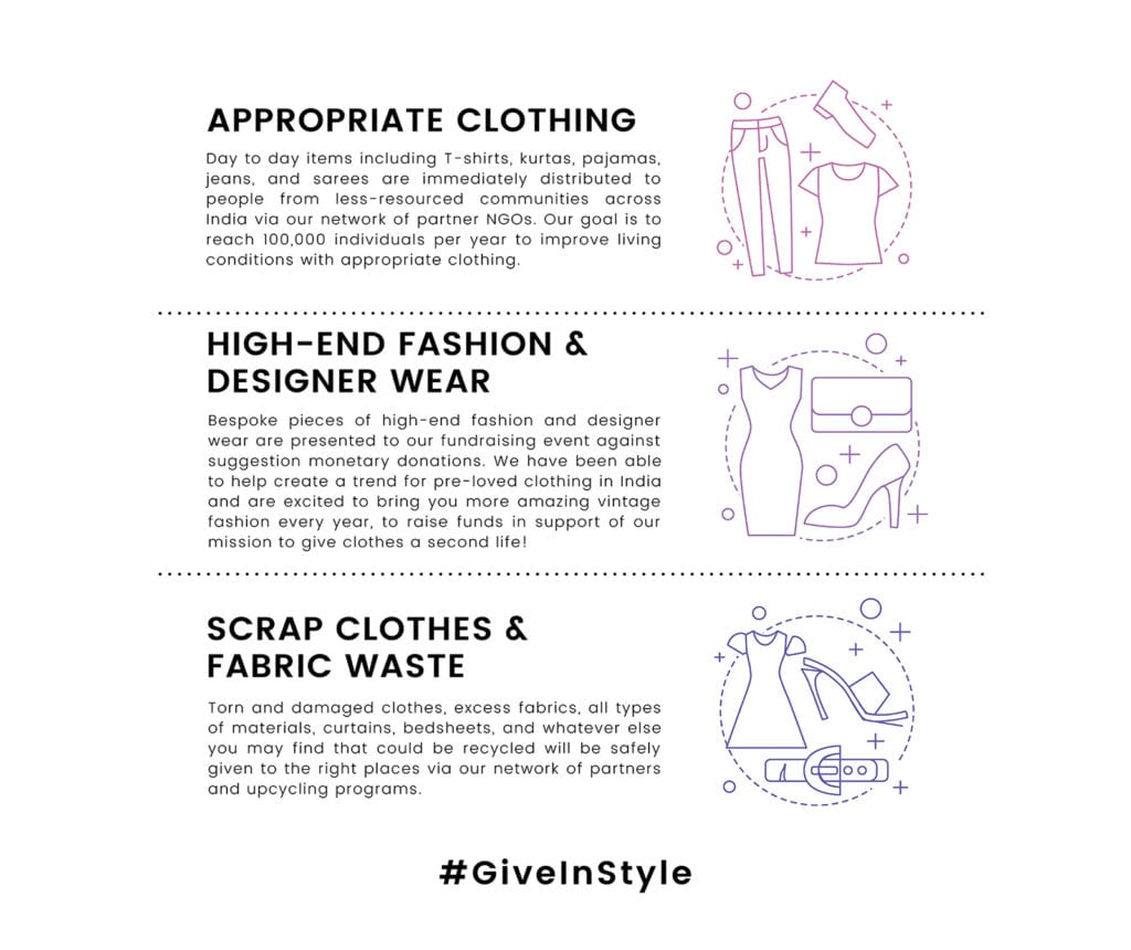 What's your New Year's Resolution? Make fashion more responsible! Buy less, Give More! - Seams For Dreams 2