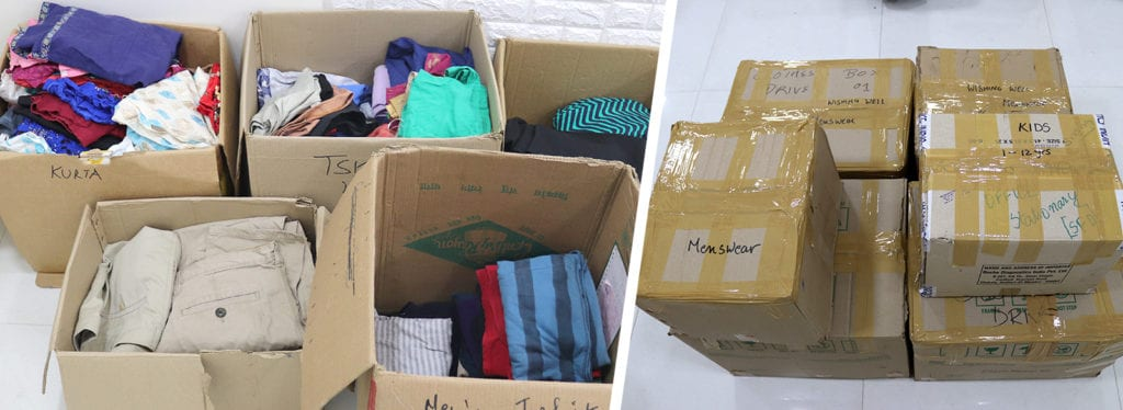 ANOTHER SUCCESSFUL MONTH FOR SEAMS FOR DREAMS OUTREACH AND CLOTHES DISTRIBUTION - Seams For Dreams - 1
